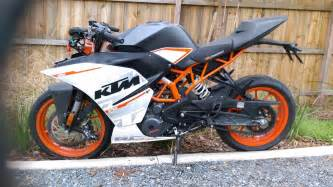 Ktm 390 Race Bike Ktm Rc390 Rc 390 Track Race Bike Project Offers