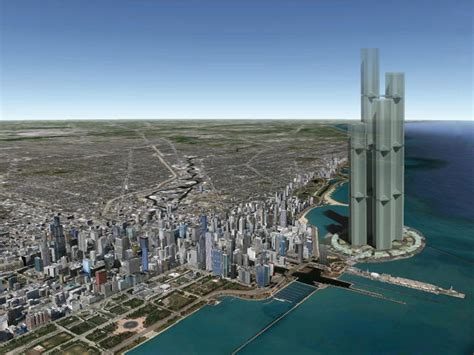a vision of the vertical cities of the future co exist
