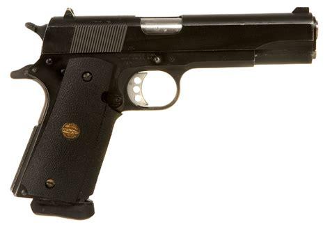 deactivated colt 1911a1 aoc competition model modern