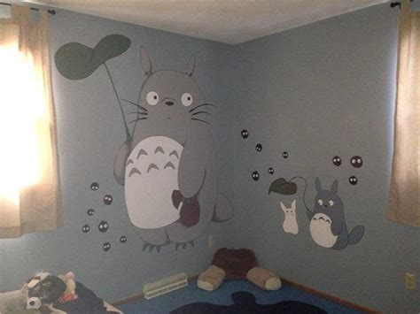 studio ghibli bedroom the 25 best totoro nursery ideas on pinterest totoro