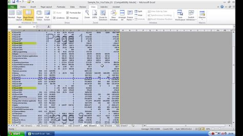 format excel to print formatting ms excel for print short version rapidformat