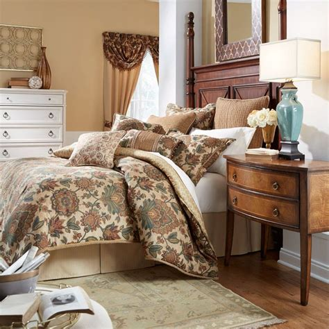 gold colored comforters 68 best images about croscill comforter sets on pinterest