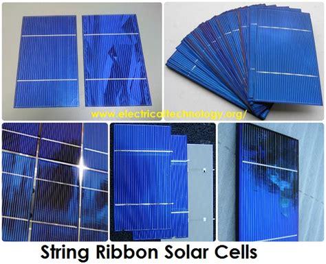 pv types  solar panel       pv panel
