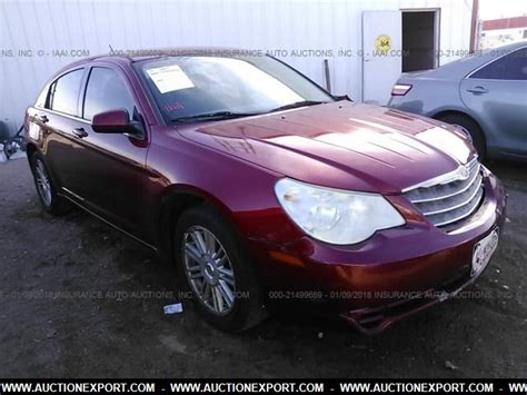 2007 chrysler sebring touring reviews used 2007 chrysler sebring touring car for sale at