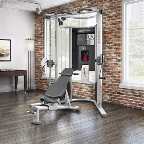 fitness g7 home system bench workout