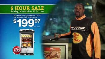 bass pro shops black friday  hour sale tv commercial