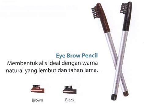 Pensil Alis Wardah Hitam 30 merk pensil alis paling bagus dan tahan lama 2018