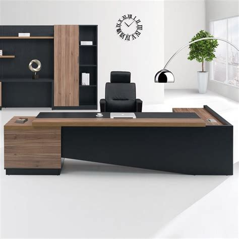 l shaped desk office furniture 25 best ideas about executive office desk on
