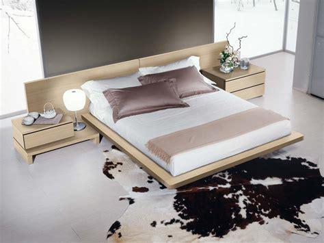 letto legno design letto mussi arredamenti