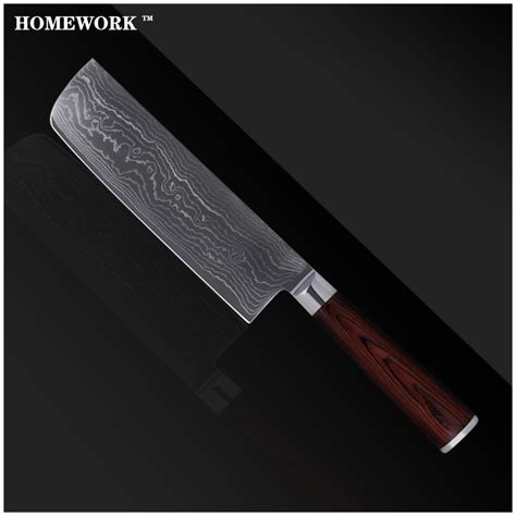 damascus kitchen knives for sale damascus knives 7 inch chopper knife 71 layers of japanese