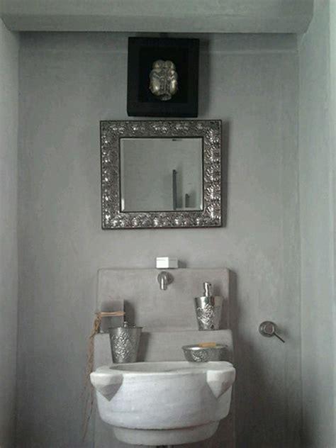 tutti a casa completo foto progetto bagno completo con finitura in tadelakt