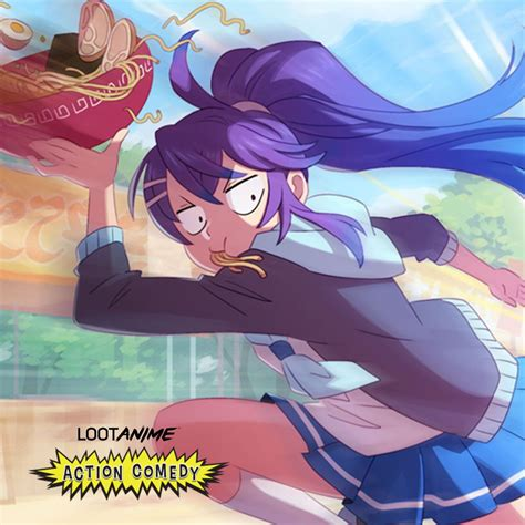 loot anime episode 20 action comedy review spoilers