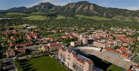 Cost Of Cu Boulder Mba by 50 Great Affordable Colleges In The West Great Value