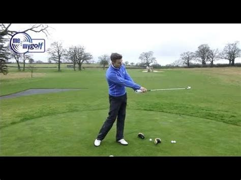 how to stop coming up in golf swing how to stop swinging over the top in the golf swing youtube