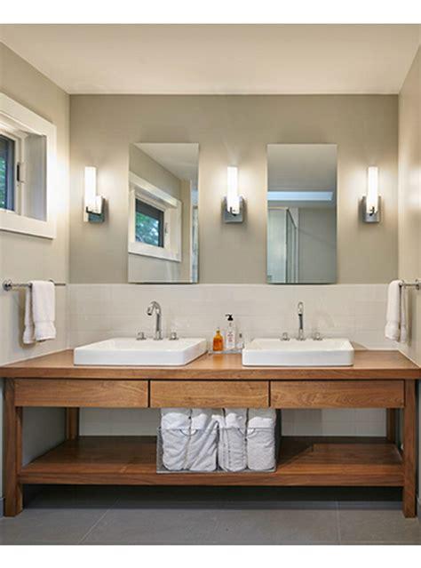 mobili da bagno in legno mobile bagno in legno massello sconto