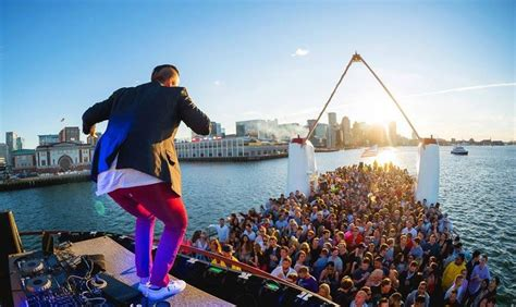 boston welcomes back its boat cruise summer series - Boston Boat Cruise Summer Series
