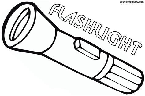 Flashlight Coloring Pages Coloring Pages To Download And Free Printable Lights Coloring Pages