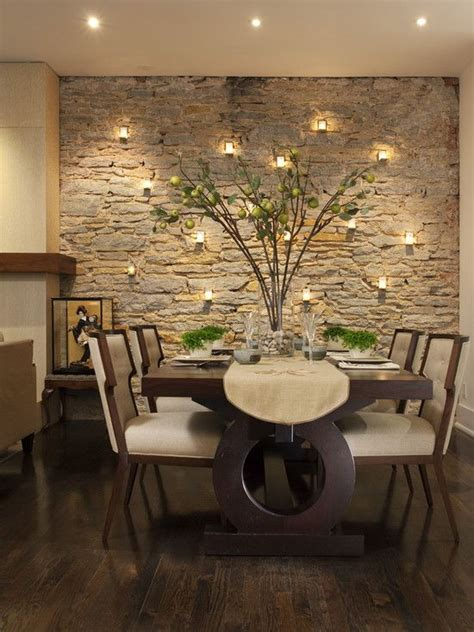stone compound wall designs dining room contemporary with 25 best ideas about contemporary dining rooms on