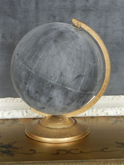 chalkboard paint globe 31 best images about do it yourself home projects on