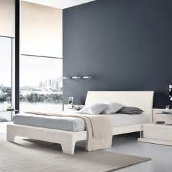 White Modern Bedroom Furniture Decosee Modern Italian Beds