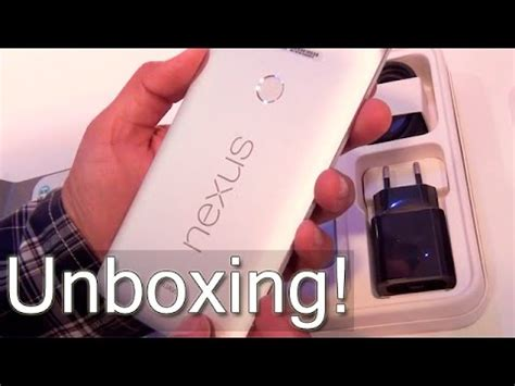 techfly nexus 6p hands on review nexus 6p unboxing and hands on review youtube