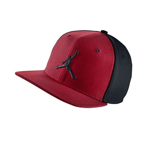 imagenes gorras jordan gorra jordan jumpman 695 rojo negro manelsanchez com