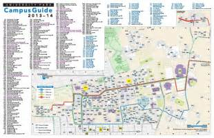 Penn State University Campus Map by Contact Amp Directions Szpara Laboratory