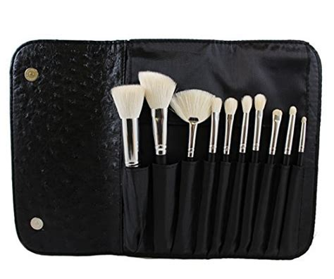 Morphe Set 696 10 Deluxe Eye Set morphe 10 deluxe brush set w ostrich skin snap set 692 by morphe brushes buy