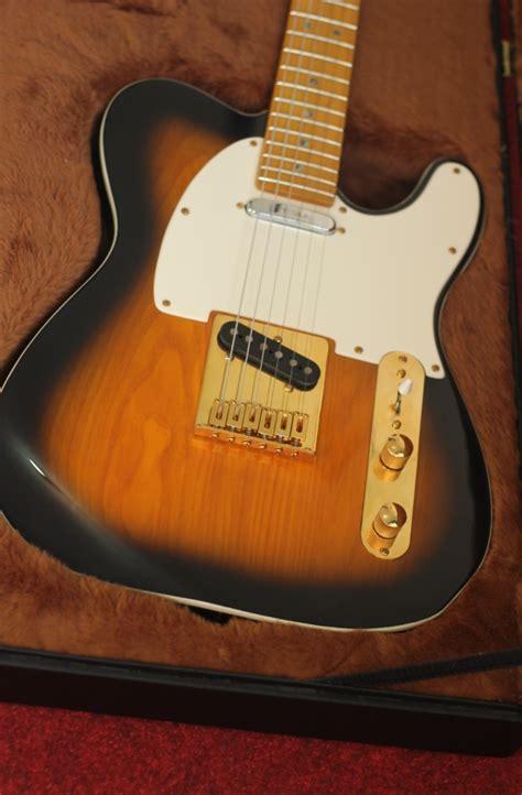 Kulit Untuk Gitar Bass Fender Fender Telecaster Richie Kotzen Copy Custom Jual Alat Musik
