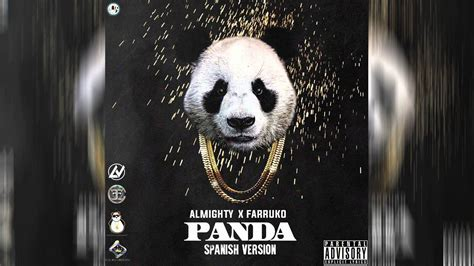 fotos de grupo panda almighty panda ft farruko official audio youtube