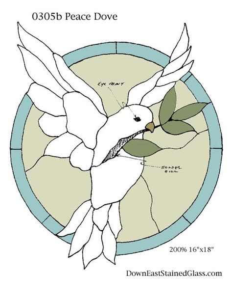 free patterns in stained glass stained glass pattern club peace dove stained glass pattern