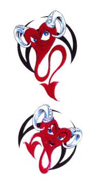 heart tattoo design