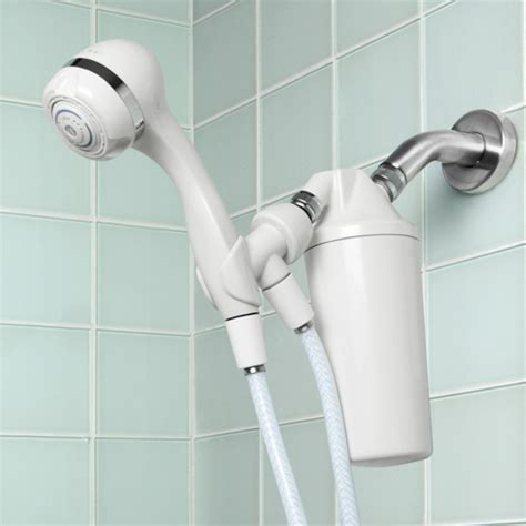 Shower Filters by Aquasana Aq 4105 Shower Filter With Handheld Shower