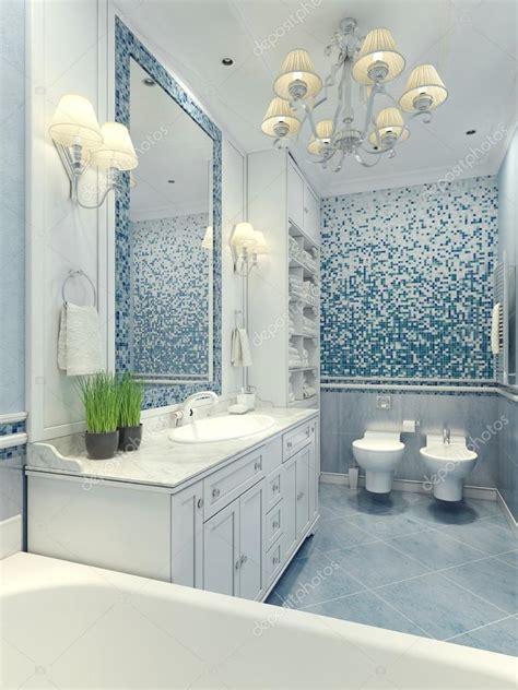 bagni stile classico stile classico bagno luminoso foto stock 169 kuprin33