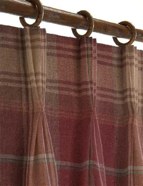 next red check curtains details for woven check stirling red next made to measure