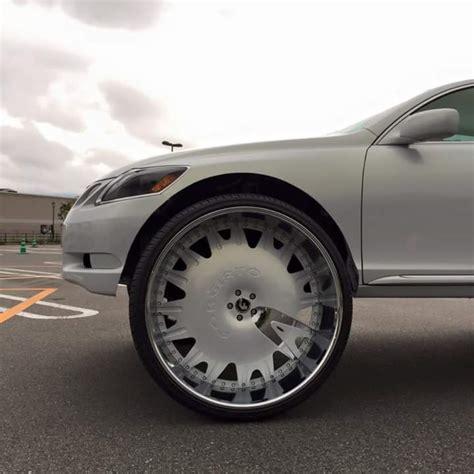 lexus gs300 wheels lexus gs300 on 32 quot forgiato wheels big rims custom wheels