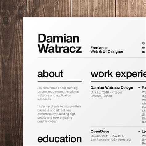 20 best and worst fonts to use on your resume learn
