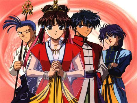 fushigi yuugi fushigi yugi images fushigi yugi hd wallpaper and