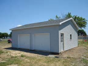 Garage Barn by 24 X 30 Pole Barn Garage Hicksville Ohio