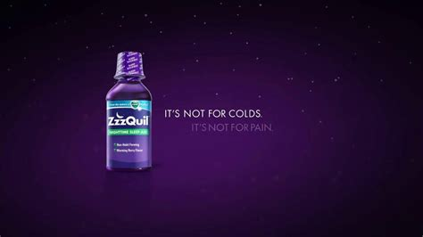 zzzquil commercial actress vicks zzzquil tv spot beautiful thing featuring
