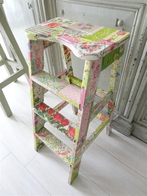 decoupage with napkins projects