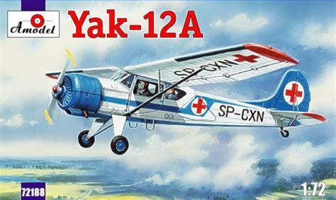 Amig 083 Xb 518 Zashchitniy Zeleno Russian Postwar Green amodel 1 72 yakovlev yak 12a 72188