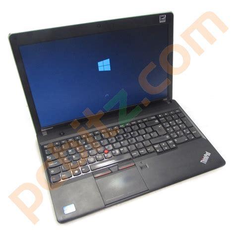 Laptop Lenovo I3 Thinkpad lenovo thinkpad edge e530 i3 2 4ghz 8gb 500gb windows