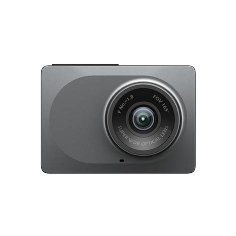 dvr car xiaomi yi smart car dvr 1080p 160 wifi 240mah for android