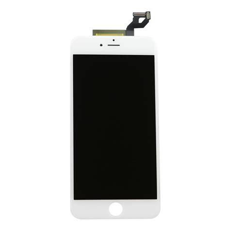 iphone 6s plus white premium display assembly fixez