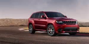 2017 jeep grand srt review
