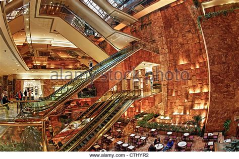 trump tower gold pan up stock video footage 9571267 trump tower atrium stock photos trump tower atrium stock