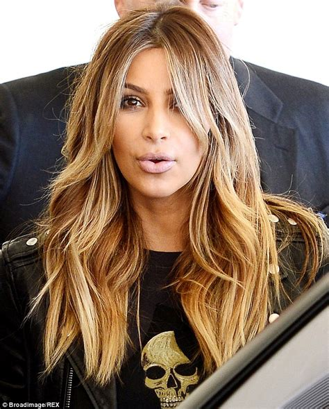 kim kardashian blonde hair daily mail kim kardashian admits new platinum blonde hair is just a
