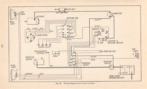 diagram of 1930 model a ford wiring harness autos post