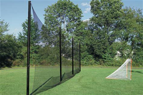 Backyard Baseball Backstop Lacrosse Backstop Net Lacrosse Netting
